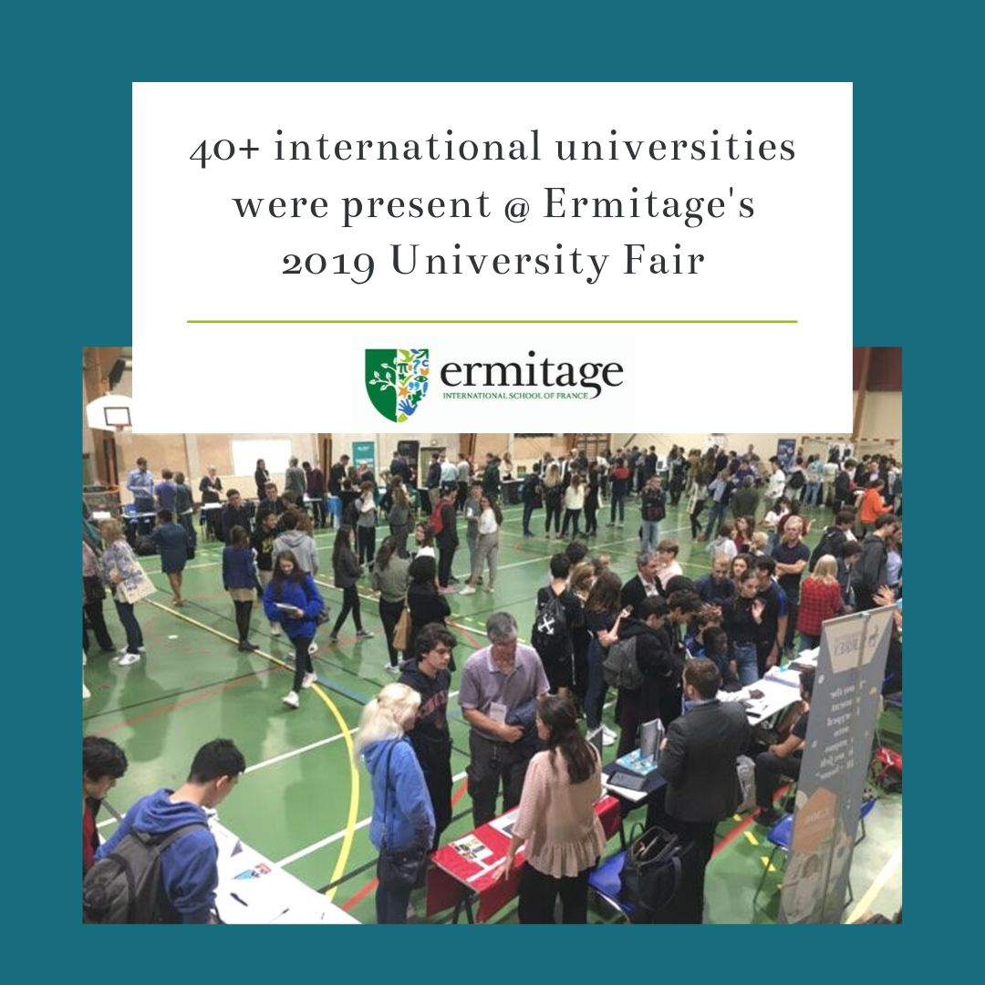Ermitage welcomes 40+ international universities
